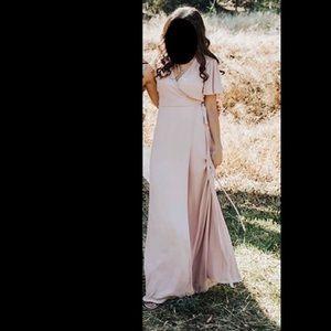 Show Me Your Mumu - Noelle Wrap Dress - XXS